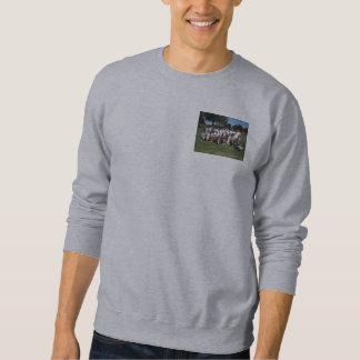 festival juste 081907 442 du football de chênes sweatshirts