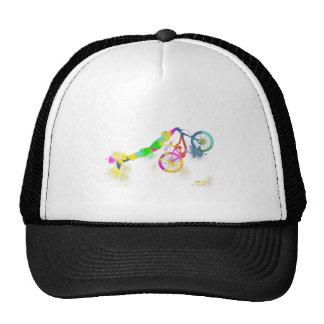 Festive bike casquette de camionneur