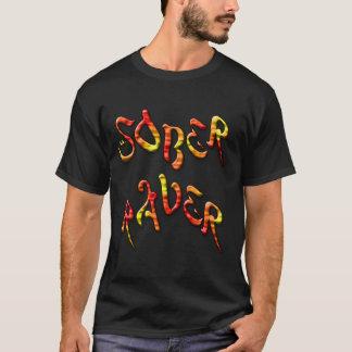 Fêtard sobre (colorant de cravate du feu) t-shirt