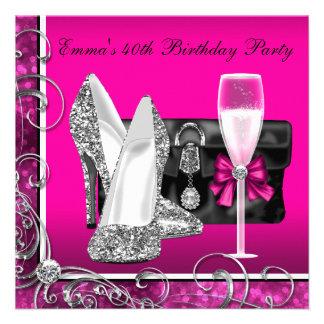 Fête d anniversaire des roses indien de la femme