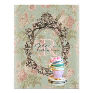 fête d anniversaire vintage florale anglaise éléga bristol