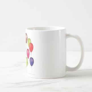 Fête d'anniversaire de pingouin mug