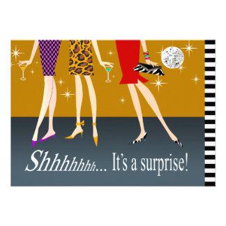 Fête d'anniversaire de surprise de filles de bristol personnalisé