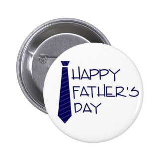fête des pères heureuse pin's