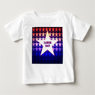 Fête du travail t-shirt pour bébé