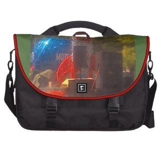 Fête foraine, sac messenger à ordinateur portable sacs ordinateur portable
