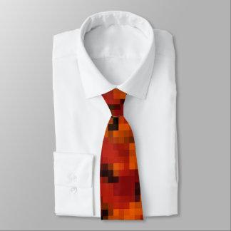 Feuillage Camo d'automne de Digitals Cravate