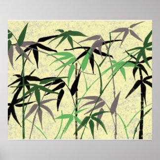 posters bambou. Black Bedroom Furniture Sets. Home Design Ideas