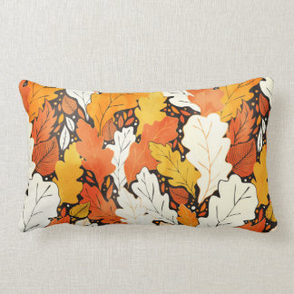 Feuille Coussin Rectangle