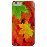 Feuille d'automne coque iPhone 6 plus barely there