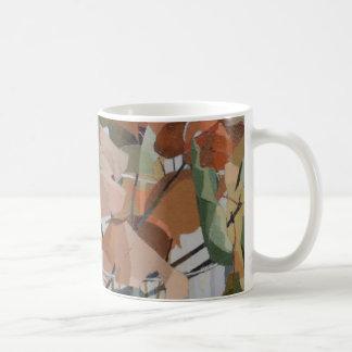 Feuille d'automne mug