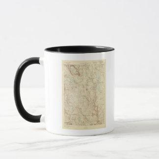 Feuille de 2 Sandisfield Mug