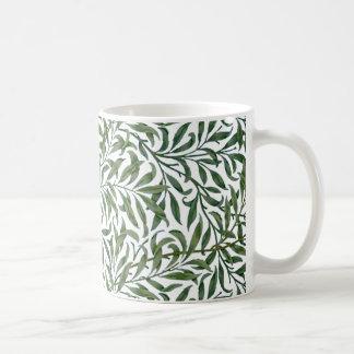 Feuille de saule de William Morris Mug