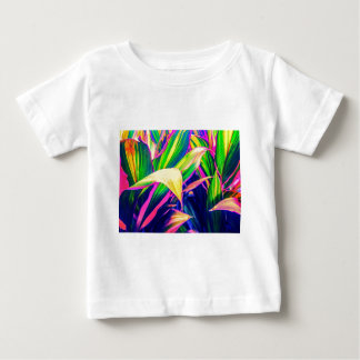 Feuille d'été t-shirts