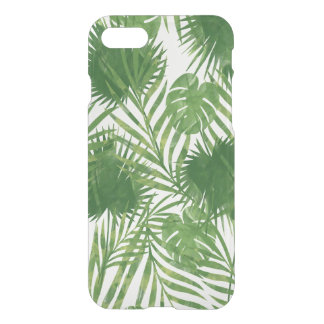 Feuille tropical coque iPhone 8/7