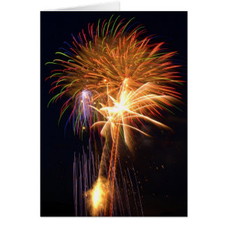 Feux d'artifice ! cartes