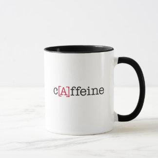 ffeine de c [A] Mug