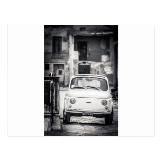 Fiat 500 Cinquecento en Italie Cartes Postales