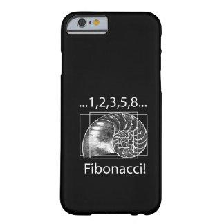 Fibonacci ! coque iPhone 6 barely there