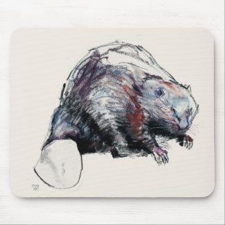 Fibre 2001 de roulette tapis de souris