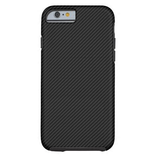 Fibre de carbone coque iPhone 6 tough