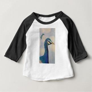 Fier comme paon t-shirt pour bébé