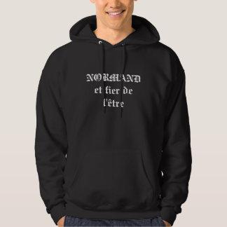 Fier de l'être veste à capuche