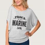 Fier de mon fils MARIN T-shirt