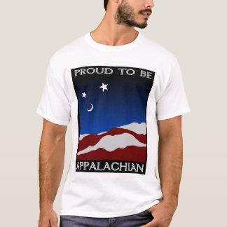 Fier d'être appalachien t-shirt
