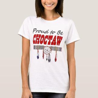 Fier d'être des dames de Choctaw a adapté le T-shirt