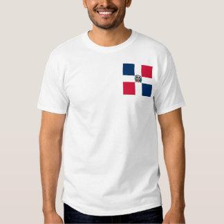 Fier d'être dominicain t-shirts