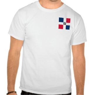 Fier d'être dominicain t-shirt