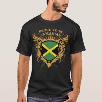 Fier d'être jamaïcain t-shirt
