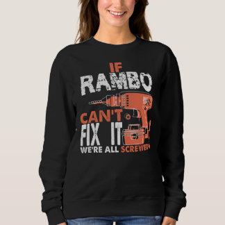 Fier d'être T-shirt de RAMBO
