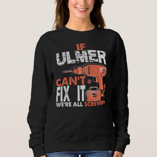 Fier d'être T-shirt d'ULMER