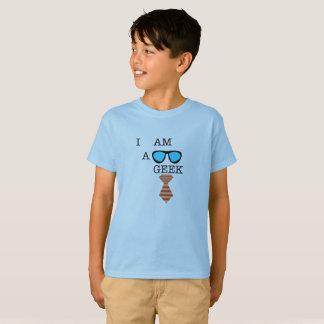 Fier d'être un geek t-shirt