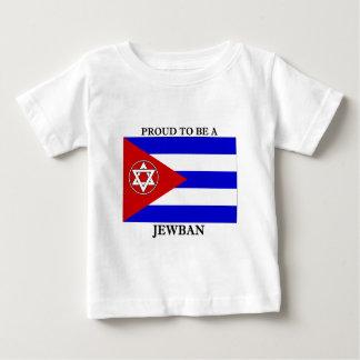 Fier d'être un Jewban T-shirt Pour Bébé