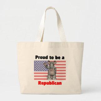 Fier d'être un sac républicain