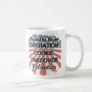 Fier d'être une tasse volontaire