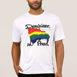 Fier dominicain t-shirts