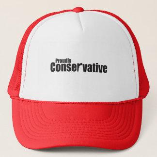 Fièrement conservateur casquette