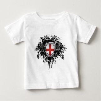 Fierté anglaise (crête effrénée de lion) t-shirts
