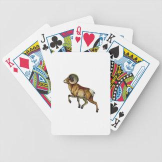 Fierté croissante cartes à jouer
