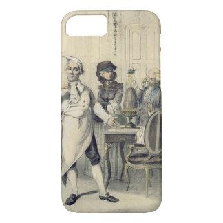 Fierté dans la cuisine, d'une série de depi coque iPhone 7