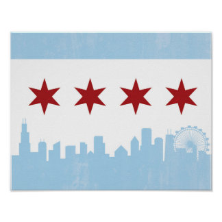 Fierté de Chicago ! Poster