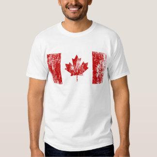 Fierté de drapeau du Canada T-shirt