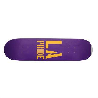 Fierté de LA de Los Angeles de planche à roulettes Skateboards Cutomisables