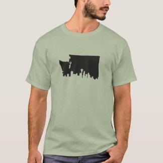 Fierté de l'état de Washington T-shirt