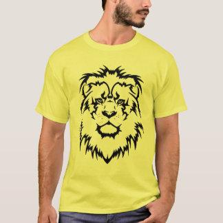 Fierté de lion t-shirt