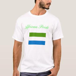 Fierté de Sierra Leone T-shirt